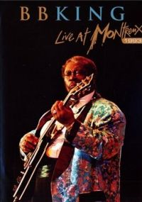 Cover B.B. King - Live At Montreux 1993 [DVD]